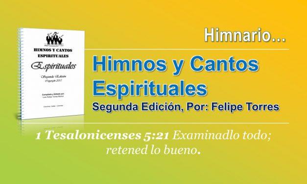 HIMNARIO – COMPILACIÓN POR FELIPE TORRES